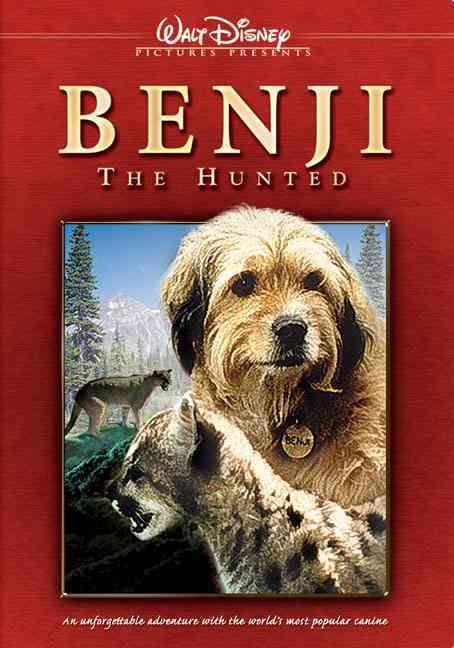 BENJI THE HUNTED BY CAMP,JOE (DVD)